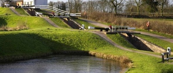 Image: Foxton Locks